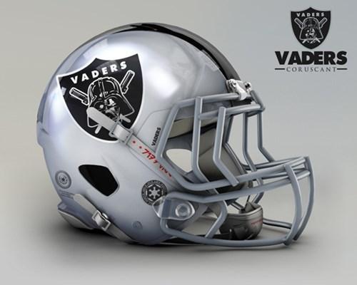 NFL goes Star Wars! Bei welchem Team würdet ihr anheuern? Nfl-oakland-raiders-coruscant-vaders