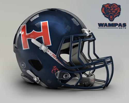 NFL goes Star Wars! Bei welchem Team würdet ihr anheuern? Nfl-chicago-bears-hoth-wampas