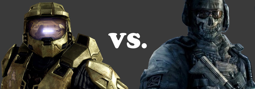 halo vs call of duty essay The end of 2015 will bring us two of the most anticipated first-person shooting (fps) games: halo 5 guards and call of duty black ops 3 these two games will.