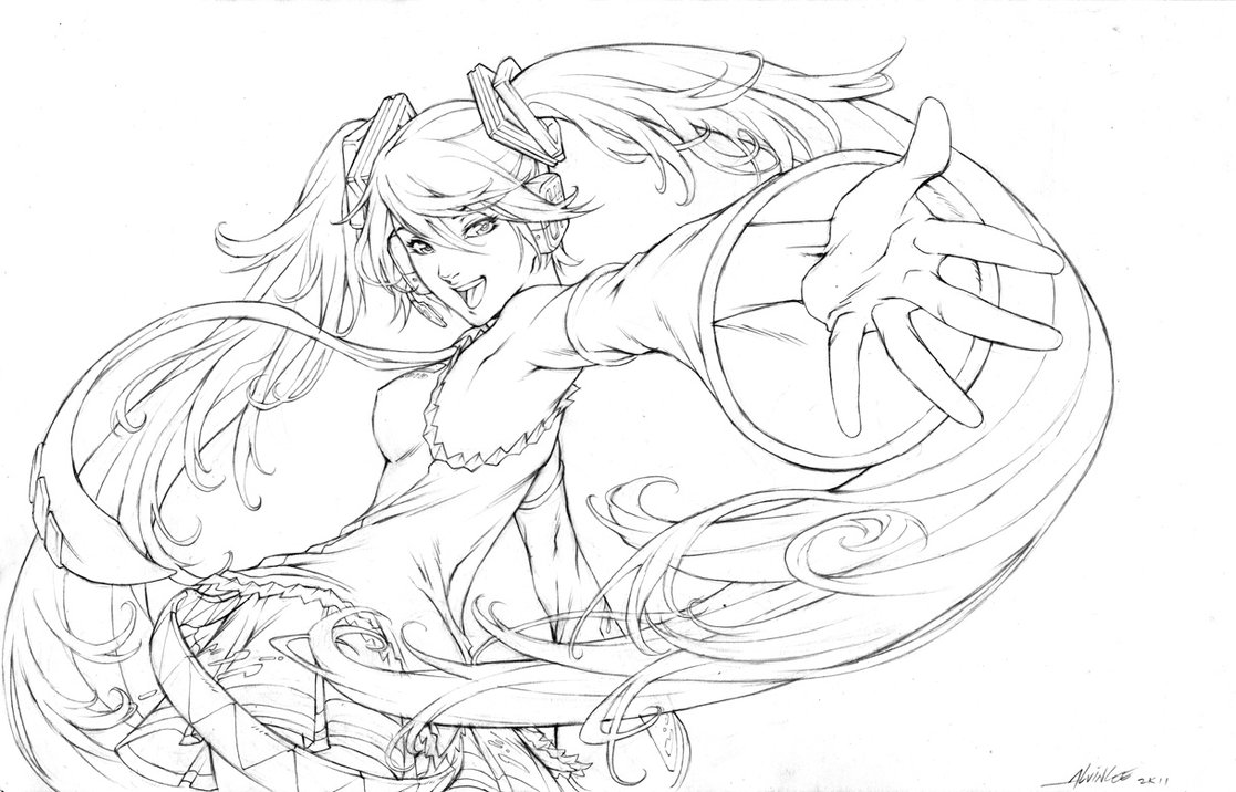 toyota miku controversy | moar powah! - Hatsune Miku Chibi Coloring Pages
