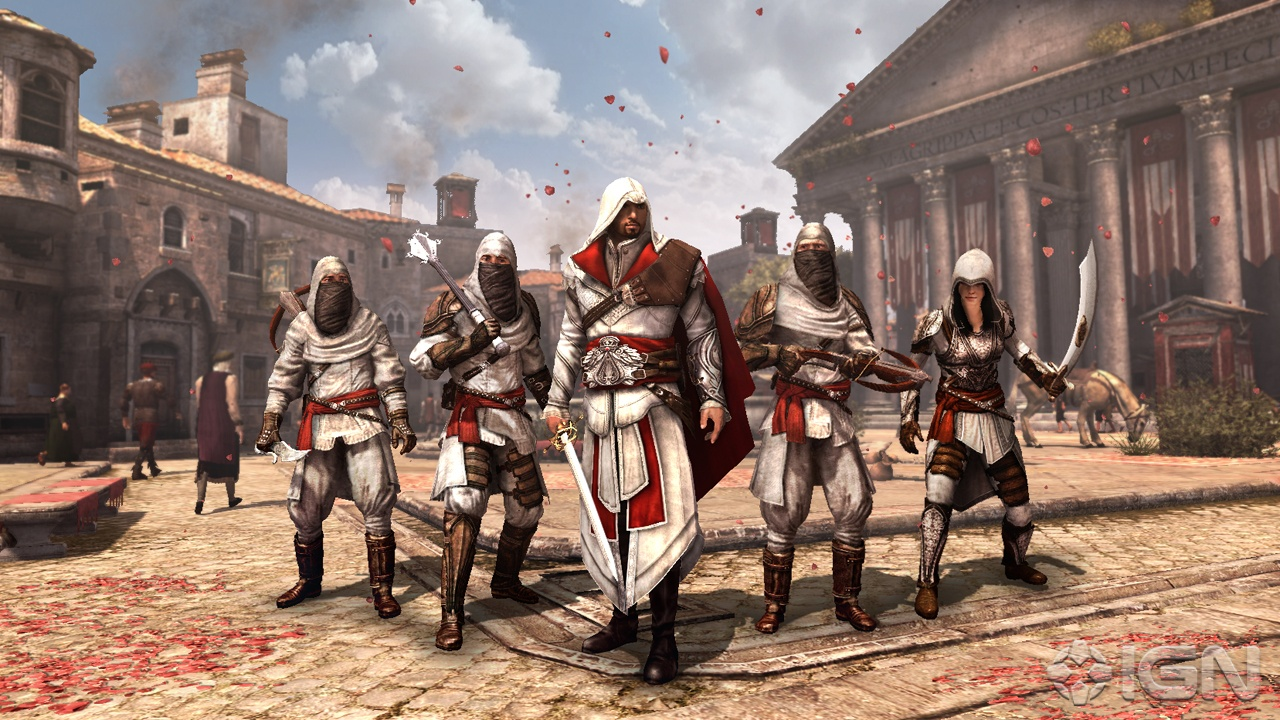assassins creed brotherhood - photo #6