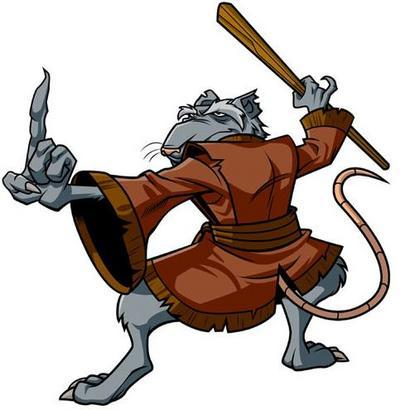 The great mouse tournament moar powah - Rat tortues ninja ...