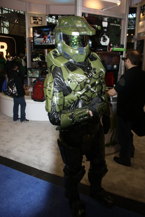 Master Chief...what a badass...