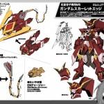 Kyouko as Gundam Epyon