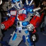 Cosplay Optimus!
