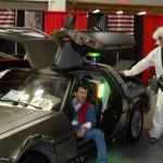 The DeLorean