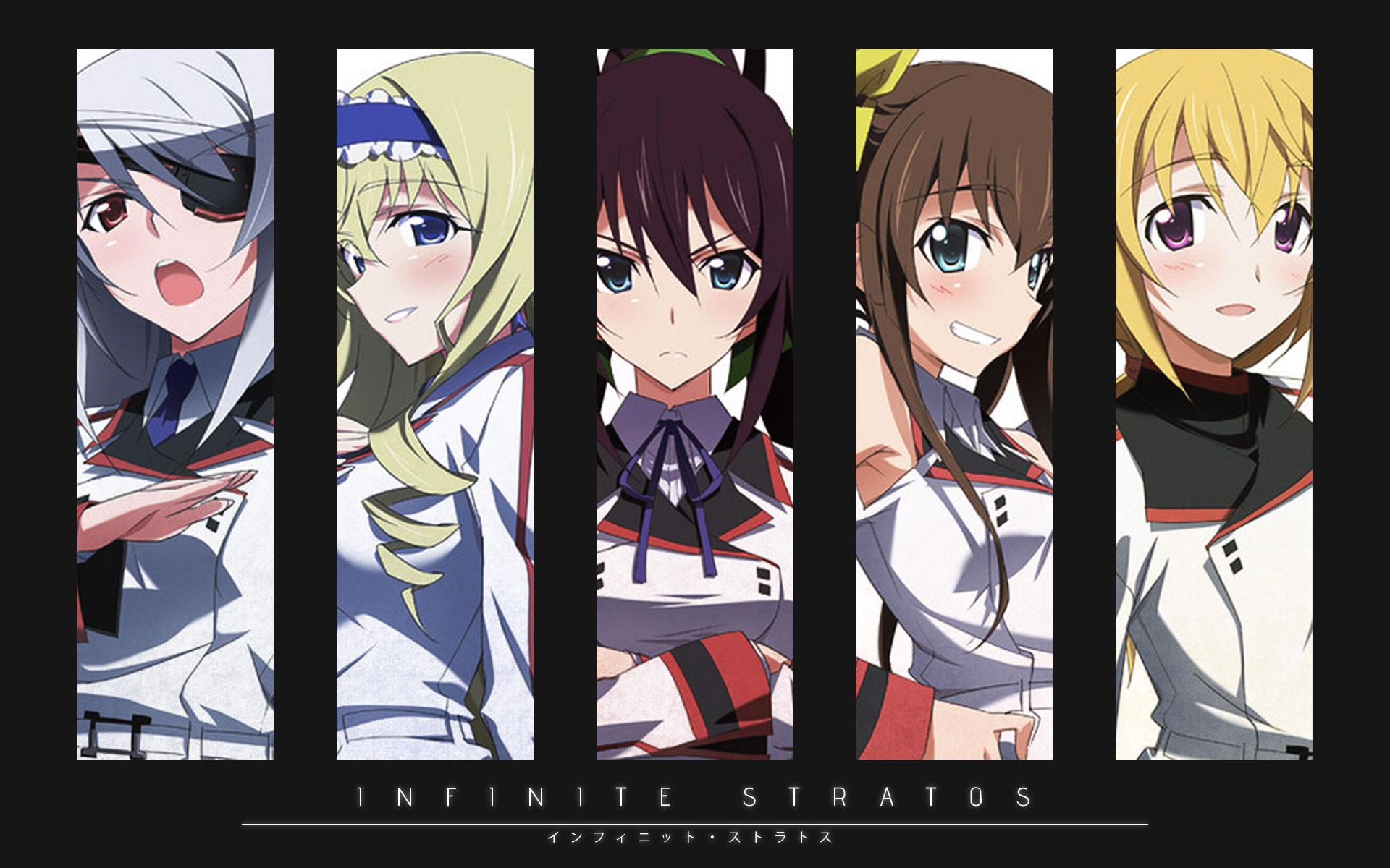 Infinitestratos Banner Infinite Stratos