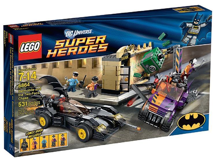 LEGO Batman 2 Revealed! | Moar Powah! Lego Batman 2 Sets