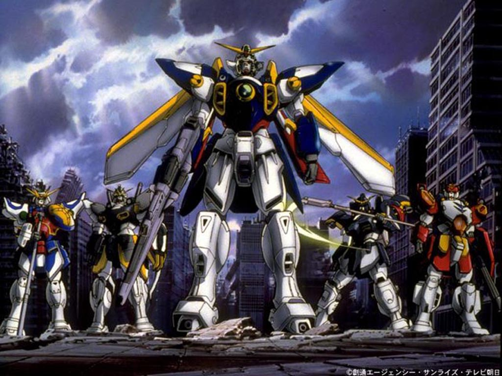 186 Gundam HD Wallpapers  Background Images