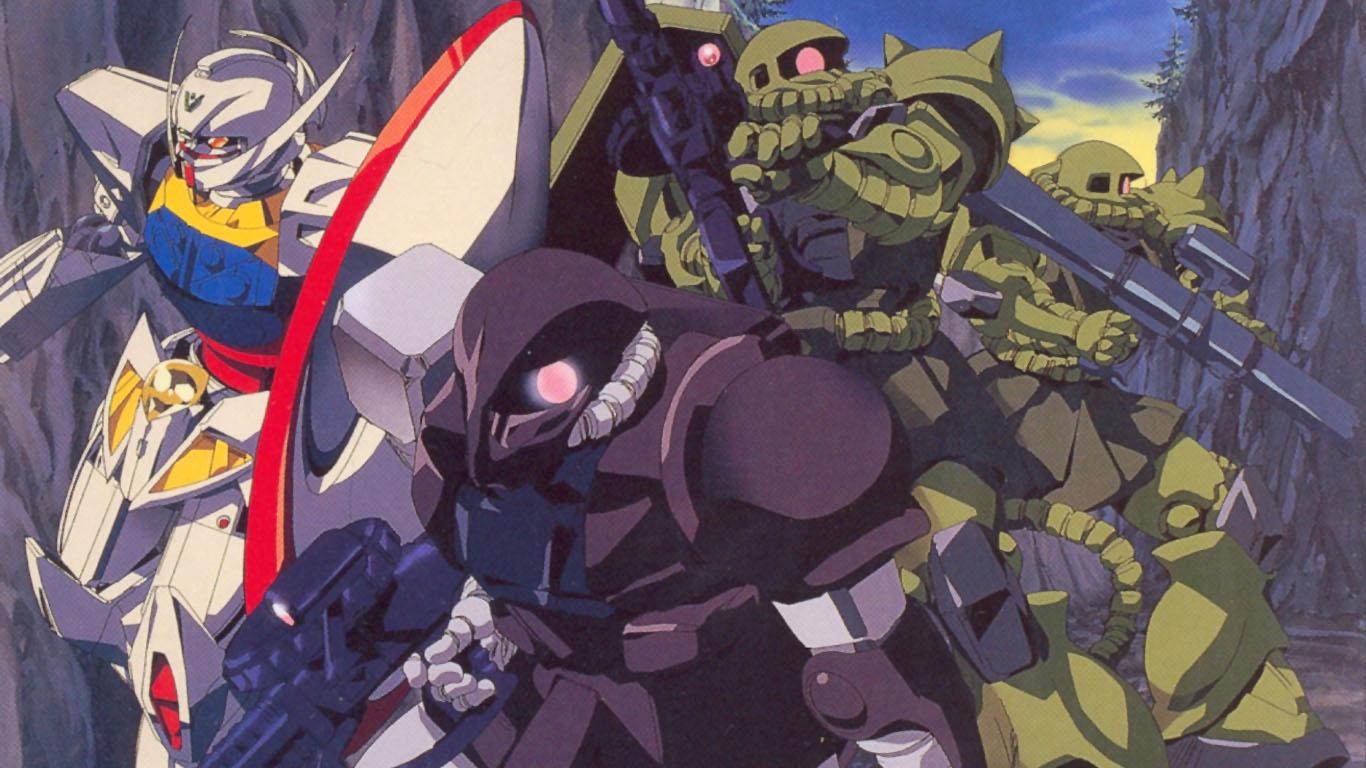 Kết quả hình ảnh cho ∀ Gundam
