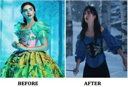 Snow White Mirror Mirror Costume Snow White From Mirror Mirror