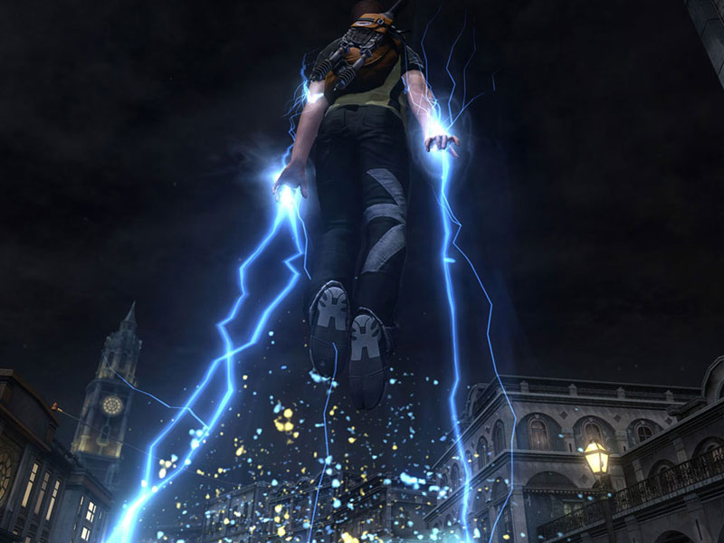 Review: Infamous 2 | Moar Powah!