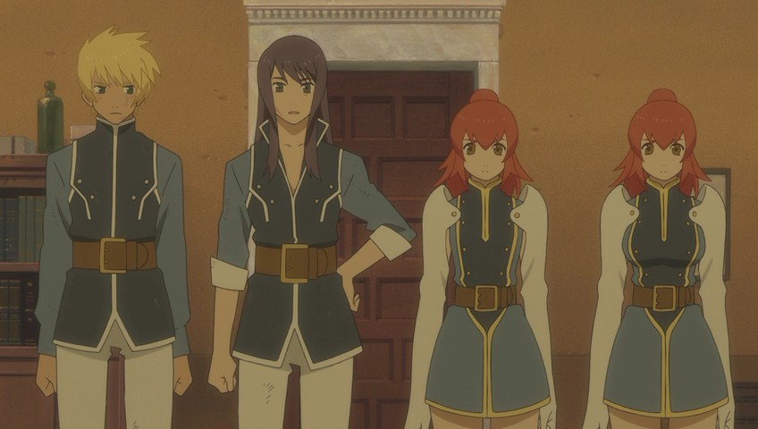 Tales of Vesperia: The First Strike movie scenes So that s Tales of Vesperia The First Strike in a nutshell While the film is for fans which it serves greatly if you haven t played the game but are