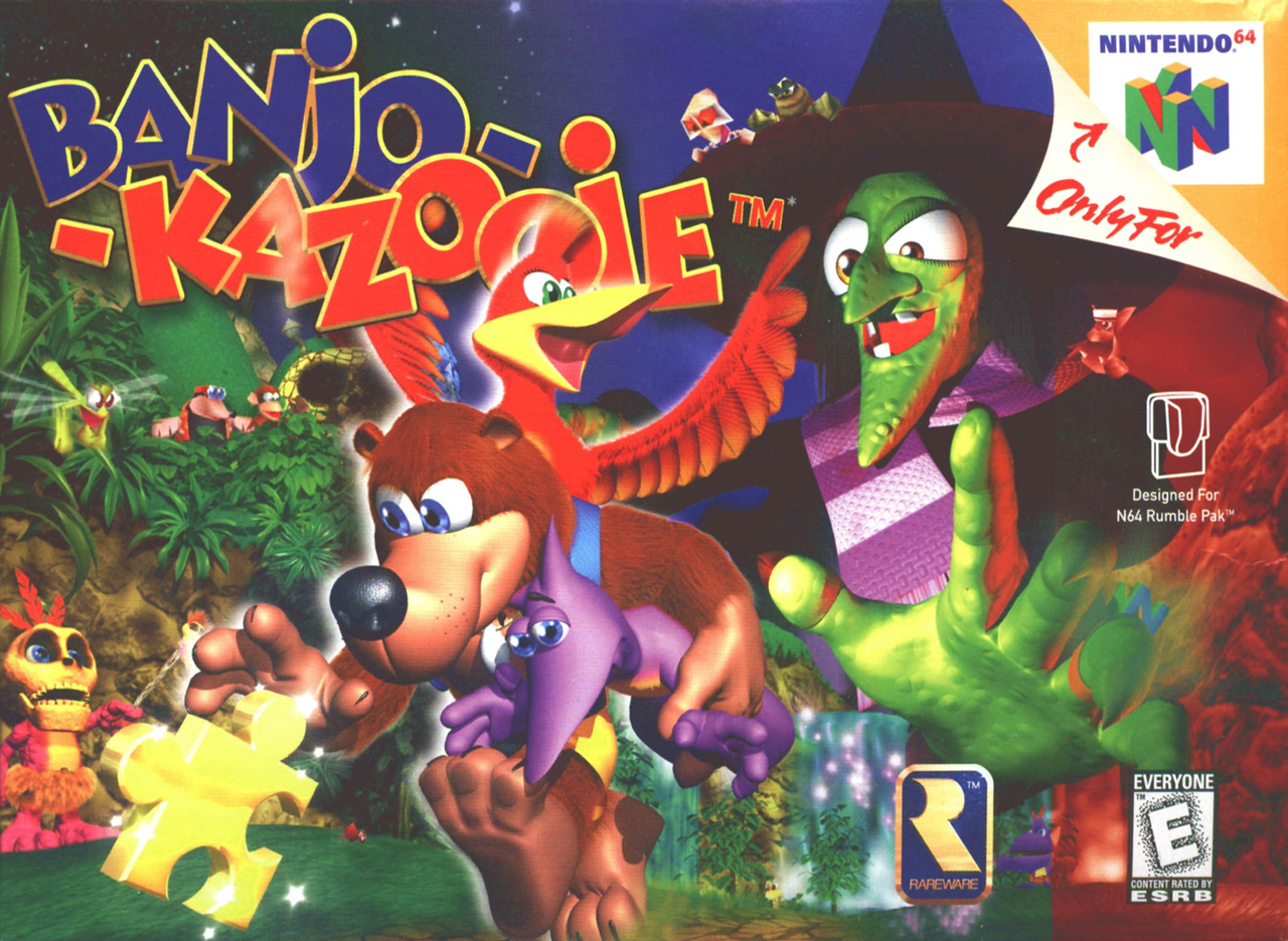 banjo kazooie - photo #5