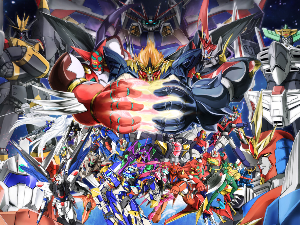 Mecha Monday: A Primer to the Super Robot Wars Series