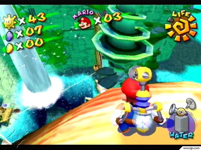 Looking Back At Super Mario Sunshine Moar Powah