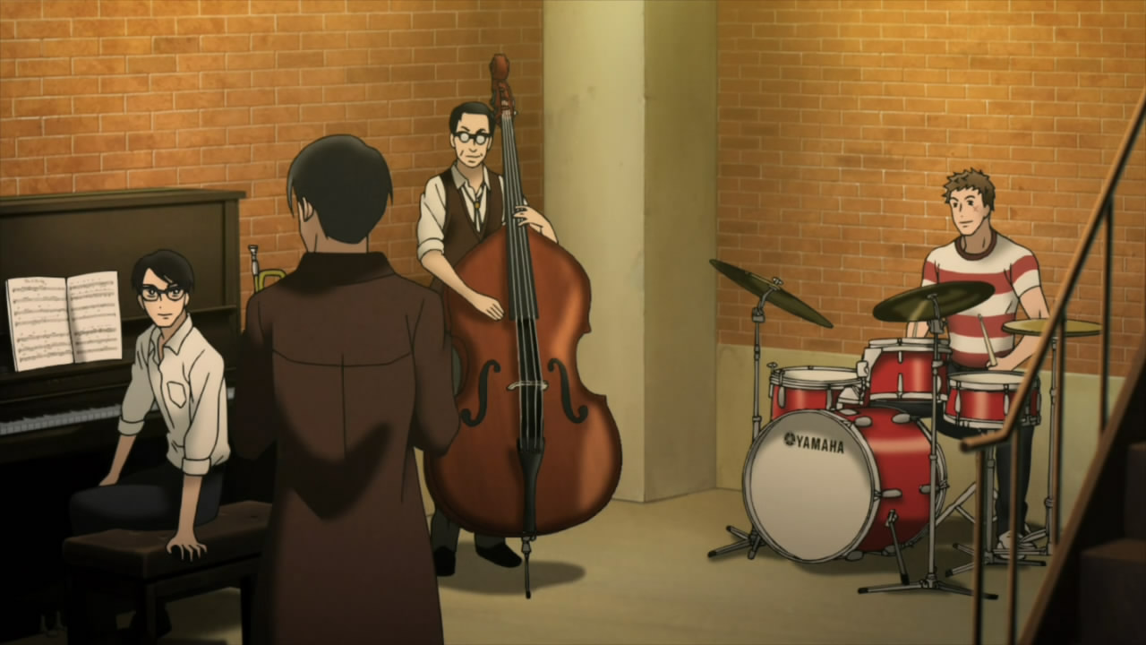 Kết quả hình ảnh cho Sakamichi no Apollon anime band