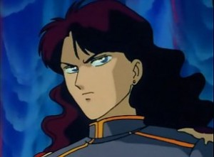Nephrite-Sailor Moon