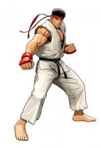 Ryu official art
