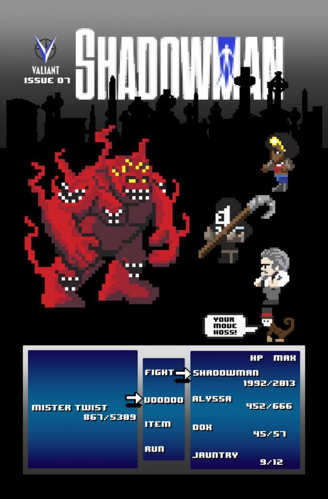 8 bit shadowman