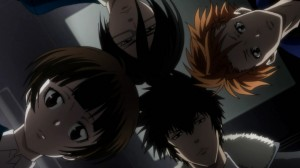Psycho-Pass Division 1 onlooking