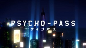 Psycho-Pass title card
