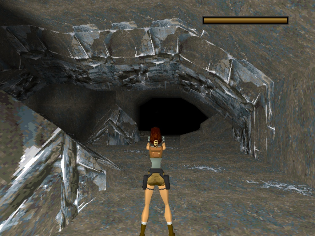 Looking Back To The First Tomb Raider Moar Powah