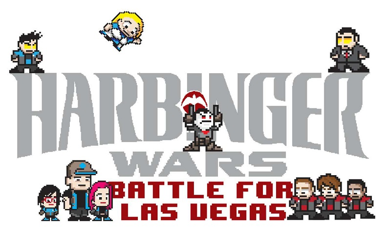 harbinger wars battle for las vegas