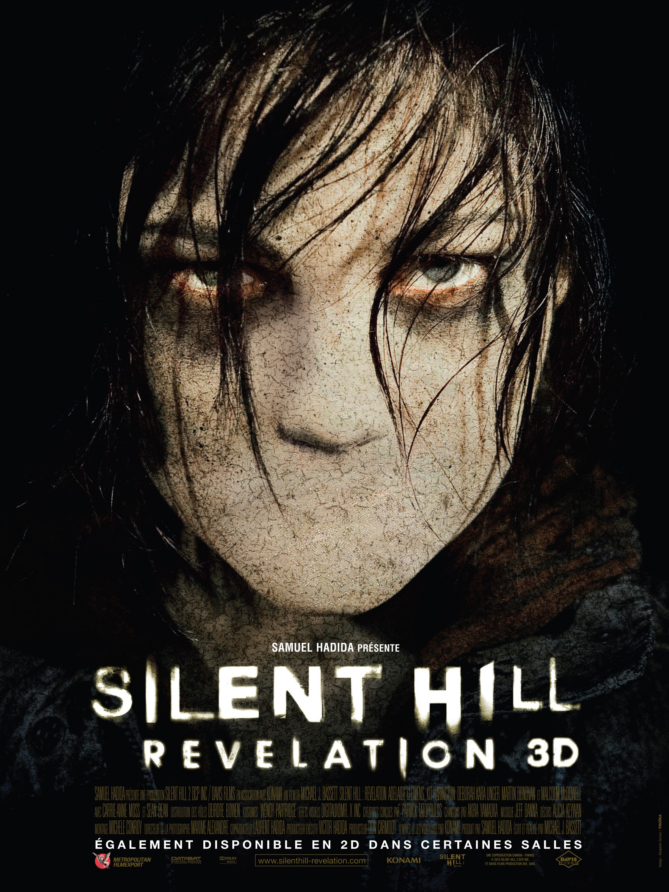 Silent Hill: Revelation 3D Review | Moar Powah!
