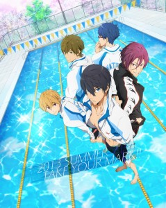 Free! promotional poster