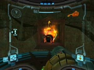A missile expansion from Metroid Prime. You'll find these goodies everywhere, but can you find them all?