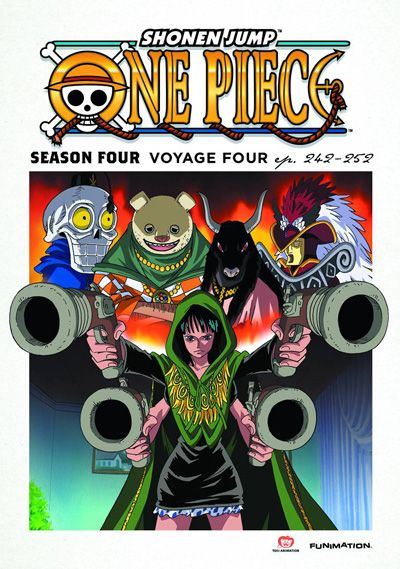 Season 4 Voyage 4 One Piece
