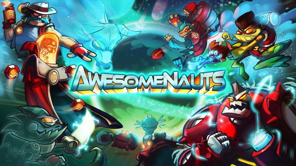 awesomenauts-wallpaper