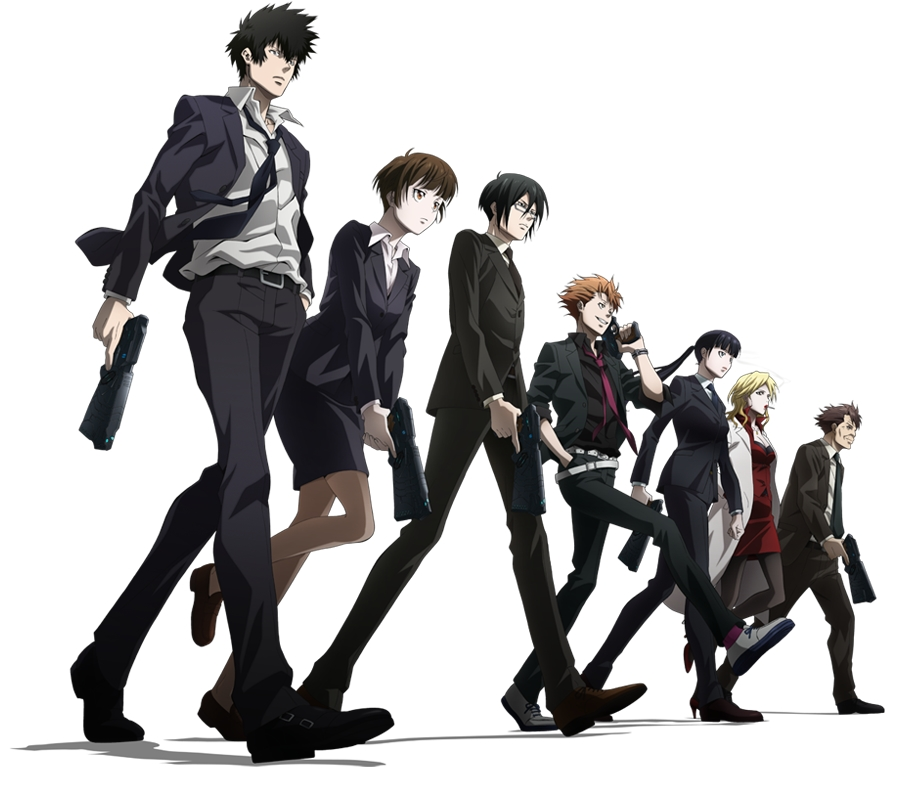Recruiting PSYCHO PASS 2014 COSPLAYERS AND PHOTOGRAPHER