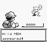 wild mew attacks