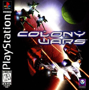 Colony Wars - TRAVIS - 2