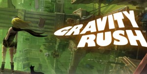 Gravity Rush - TRAVIS - 1