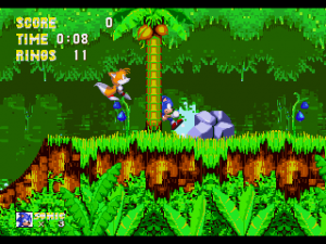 Sonic 3 and Knux