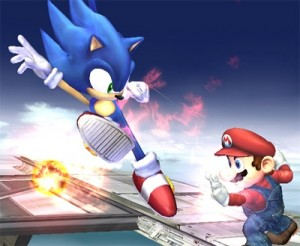 Sonic confirmed for Brawl