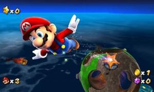 Super Mario Galaxy 1 sc