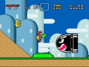 Super Mario World sc