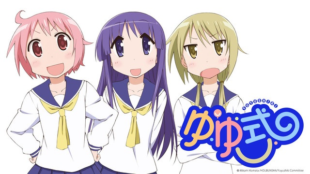 [Resim: Yuyushiki.jpg]