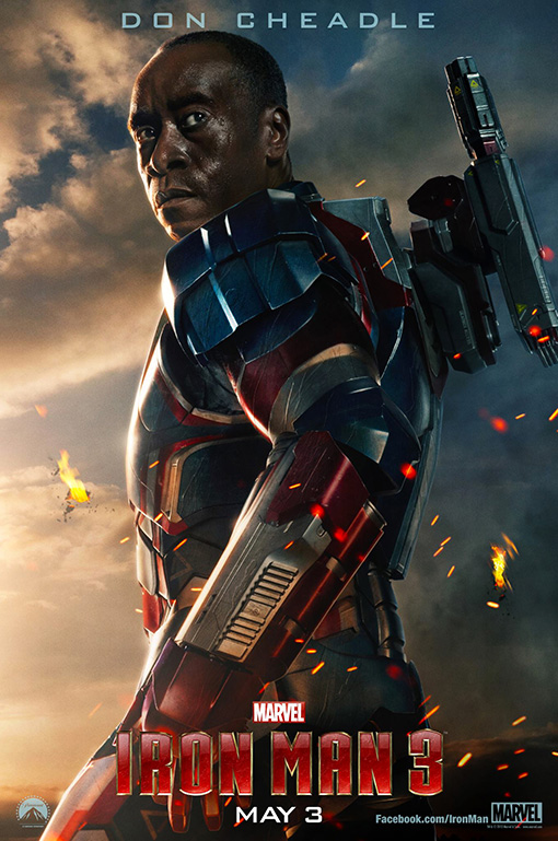 We need moar Rhodey in the future
