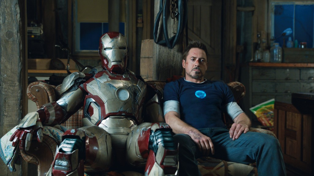 This would make the best buddy comedy ever if there wasn't already a comic about the suit falling in love and kidnapping Tony.