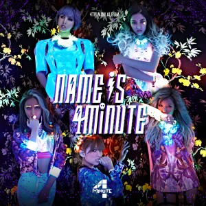 name is 4minute cover