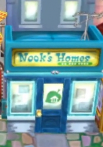 AC Nook's Homes