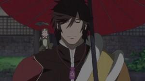 Basara anime Maeda Keiji