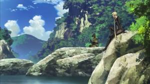 Basara anime ninja romance