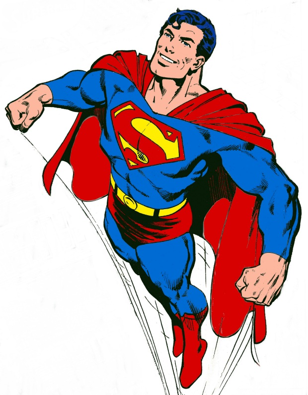 Happy Superman