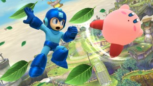 Mega Man Smash Bros U